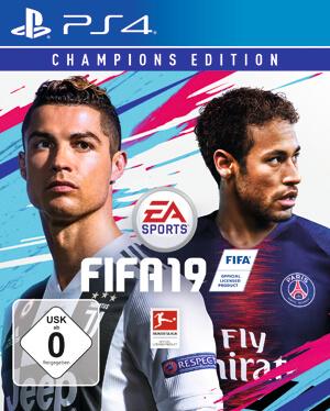Champions Edition für PlayStation 4: Bietet 3-Tage-Vorabzugriff + mehr Leihspieler und 20 Jumbo-Packs