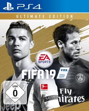 Ultimate Edition für PlayStation 4: Bietet 3-Tage-Vorabzugriff + mehr Leihspieler und 40 Jumbo-Packs
