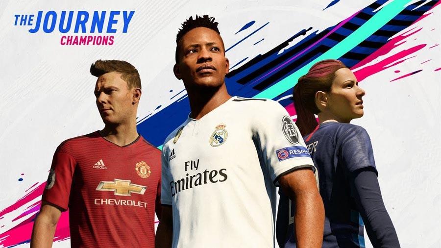 The Journey: Spiele das Finale mit Alex Hunter, Kim Hunter und Danny Williams auf PS4, Xbox One und PC
