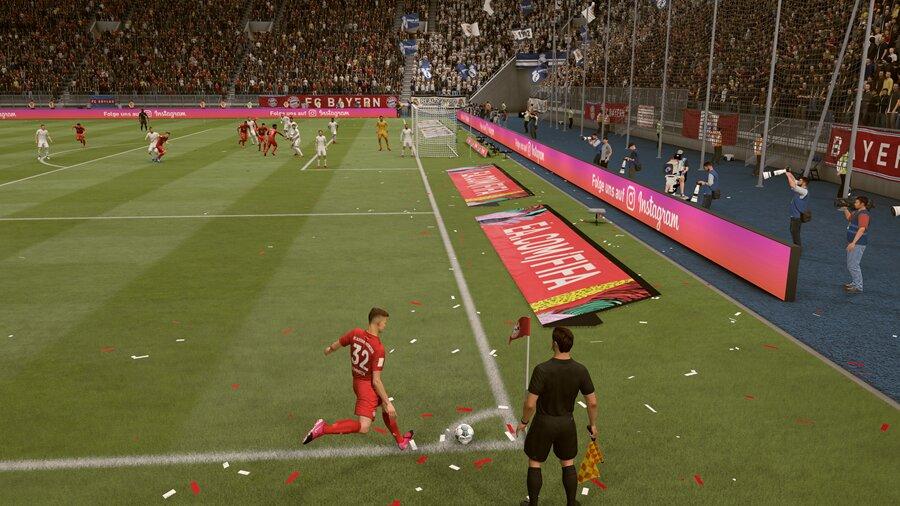 FIFA 21 Ecken
