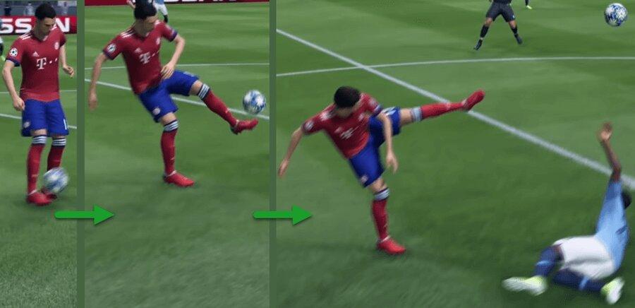 FIFA 21 Flair-Heber/Flair-Lob