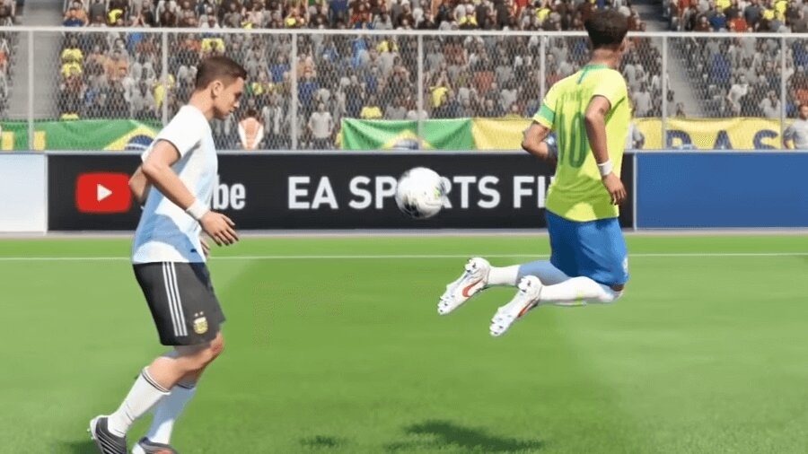FIFA 21 Flair-Pass