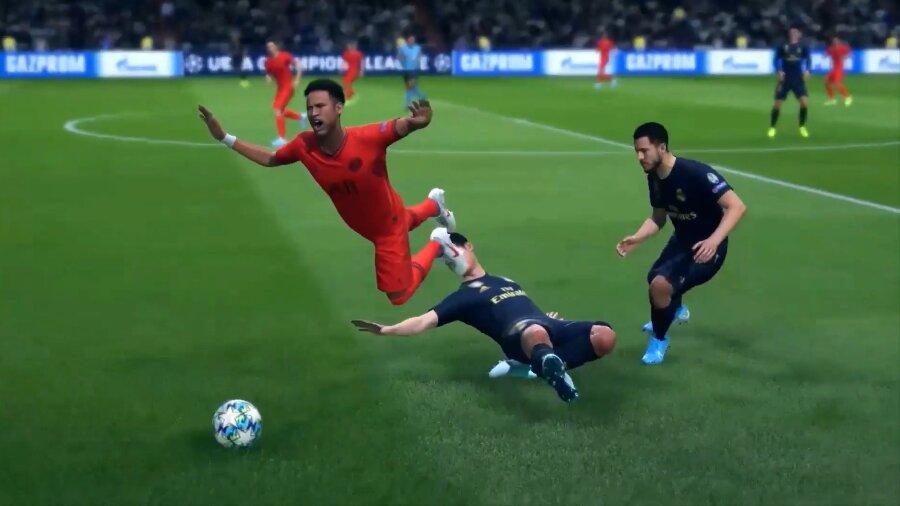 FIFA 22 Freistoß provozieren
