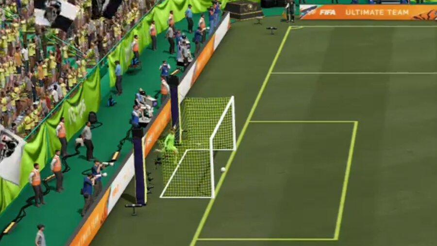FIFA 22 Torhüter-Bug