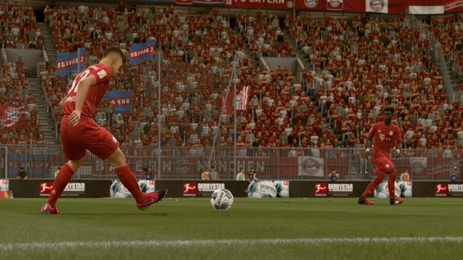 FIFA 21 Doppelpass spielen