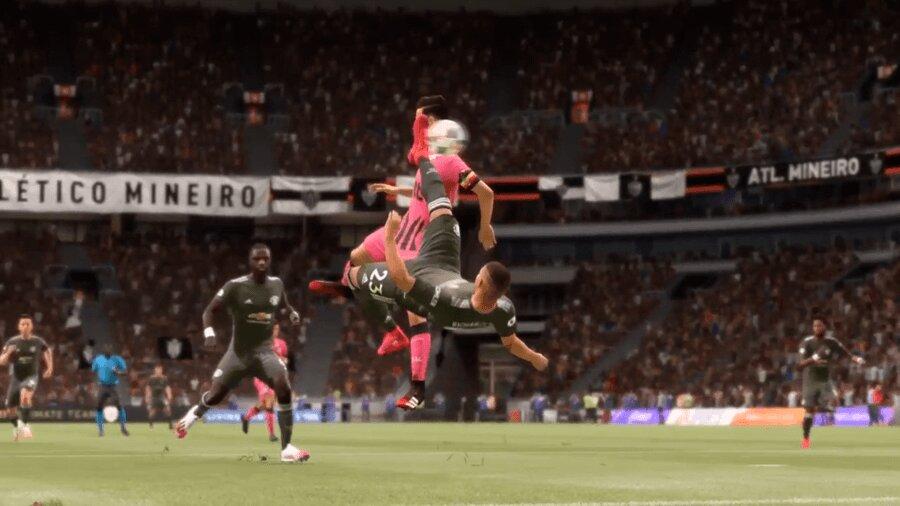 FIFA 22 Fallrückzieher
