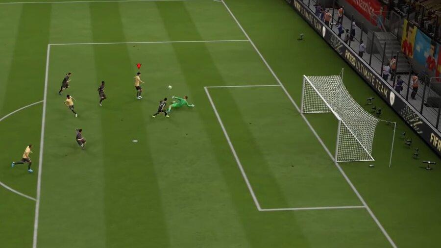 FIFA 22 Lupfer