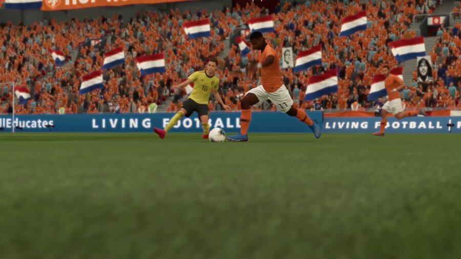 FIFA 22 Antäuschen