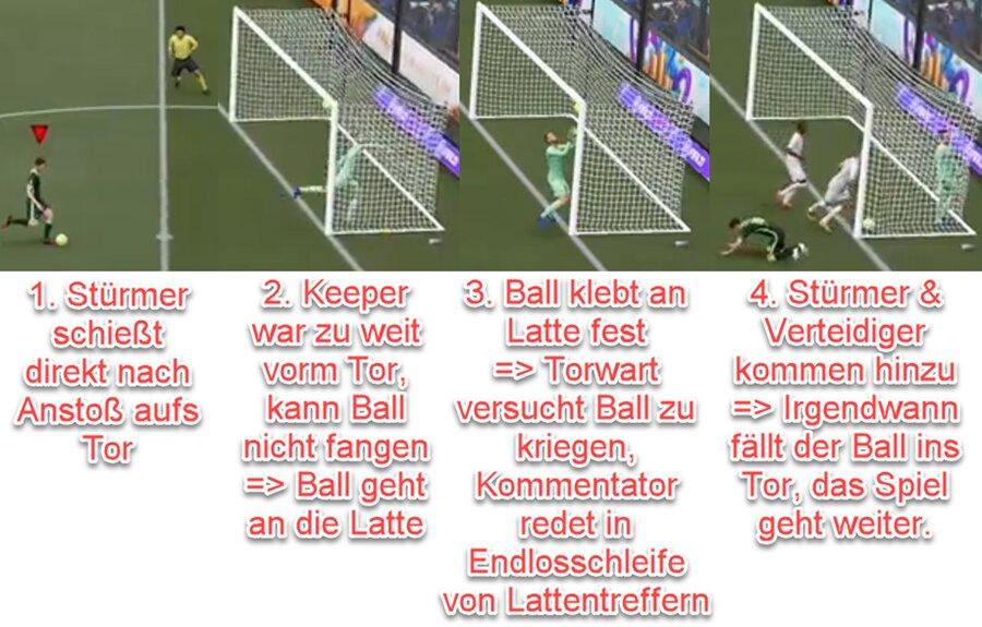 FIFA 21 Anstoß-Latten-Bug