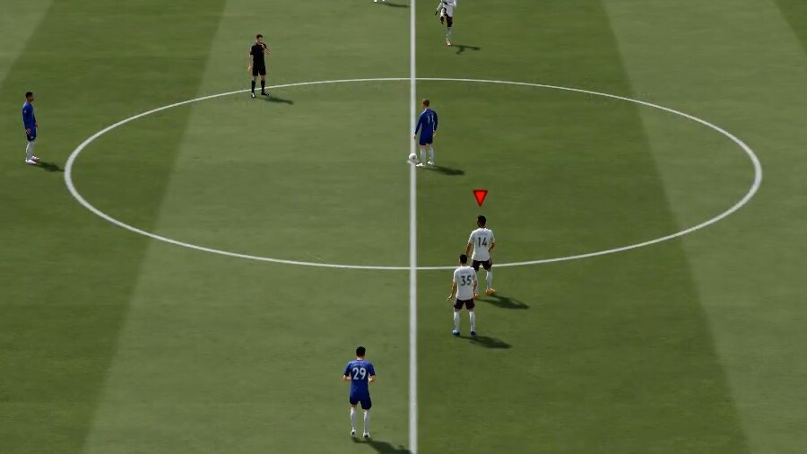 FIFA 21 Anstoß-Bug