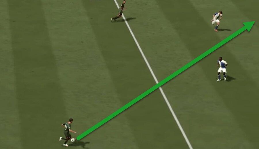FIFA 21 OP-Steilpass