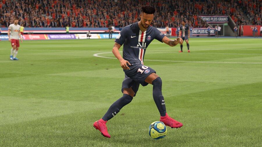 FIFA 22 Ballrolle