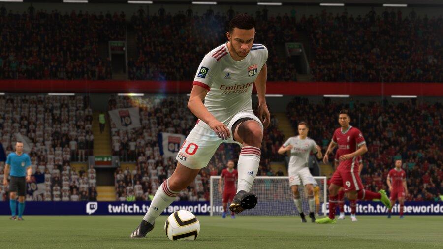 FIFA 21 Übersteiger