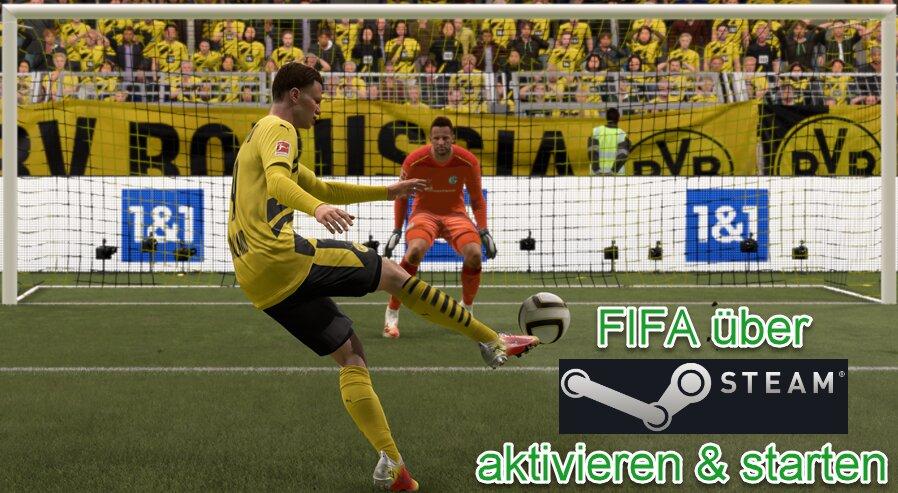 FIFA 21 über Steam starten & aktivieren